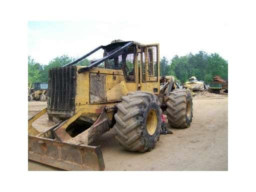 Log Skidders For Sale - Equipment Trader