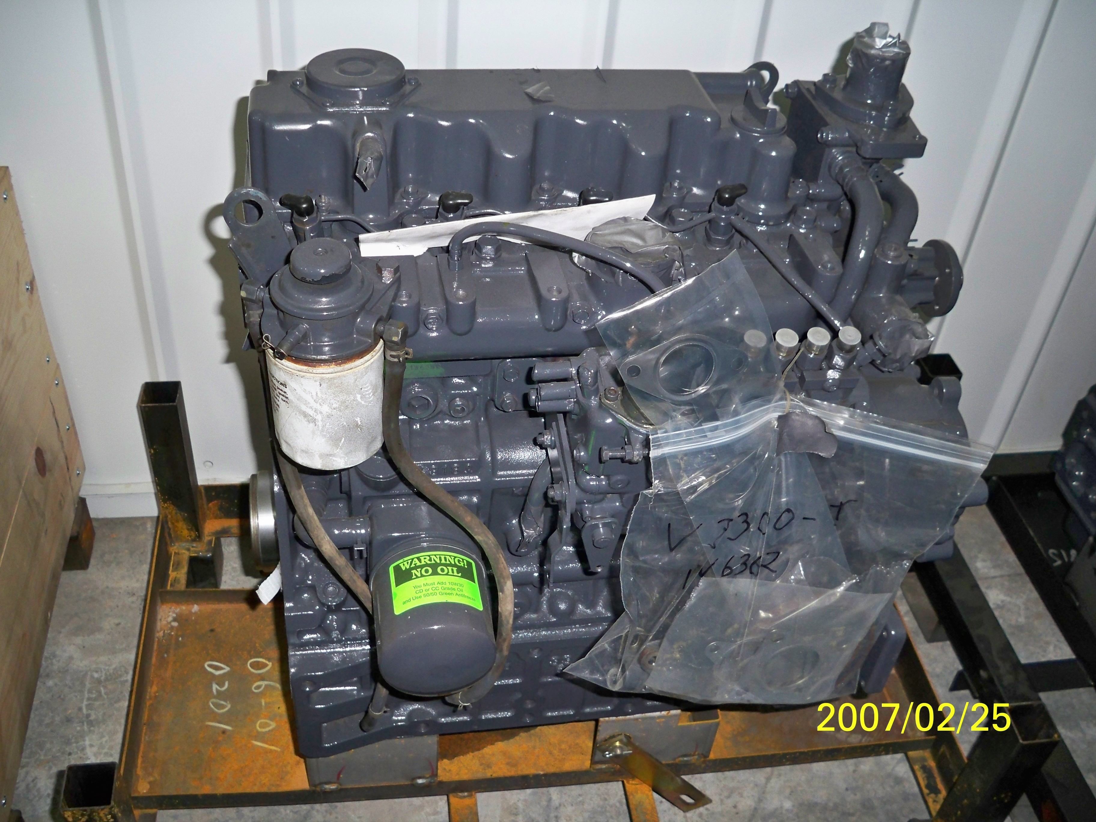 0 Kubota Reman Engines To Fit Kubota Tractors For Sale in Orrville, OH -  Equipment Trader