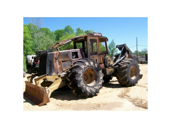 2005 CATERPILLAR 525B  PARTS MACHINE ,Maplesville, AL - 94995744 - EquipmentTraderOnline.com
