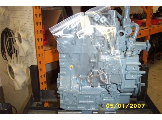 KUBOTA D950 REMAN ENGINE ,Orrville, OH - 88224657 - EquipmentTraderOnline.com