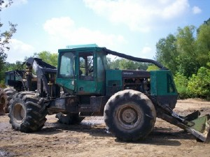 1996 TIMBERJACK 460 PARTS MACHINE, Maplesville AL - 95511755 - EquipmentTraderOnline.com