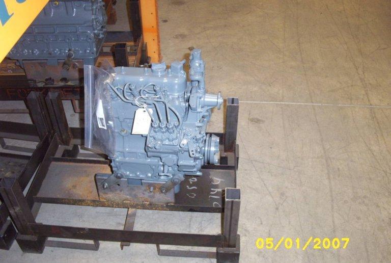 0 KUBOTA D722 REMAN ENGINE