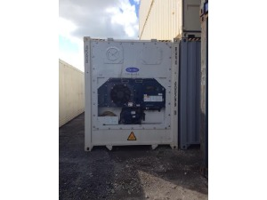 2012 A PLUS 40'  HI CUBE REEFER, Miami FL - 111195819 - EquipmentTrader