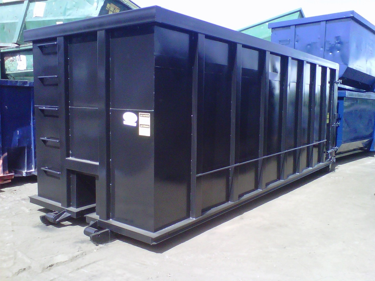 New, 2017, A PLUS, IES 60 CY RO-HD, Rolloff Containers