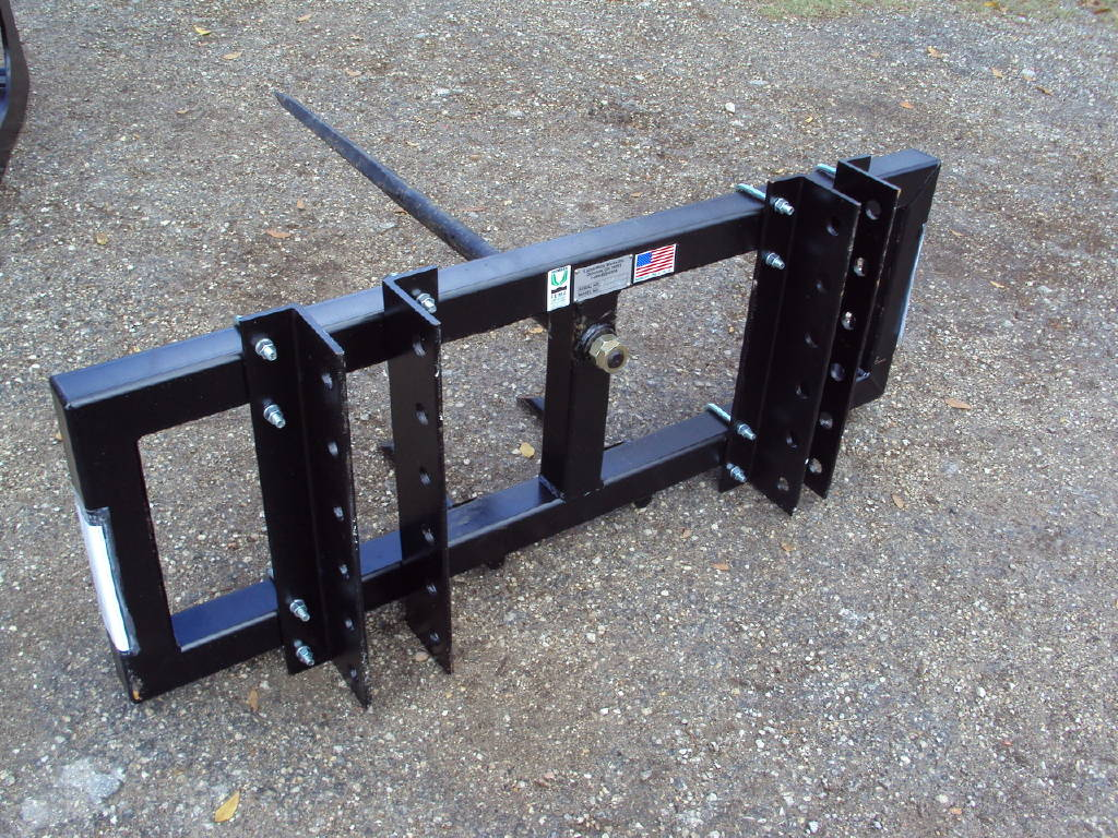 0 Equipment Other New Universal Hay Spear For Pin On Front End Loaders For  Sale in Magnolia, TX - Equipment Trader
