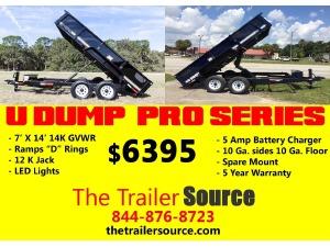 2016 A U-DUMP Pro Series - 831414H, Ocala FL - 112425204 - EquipmentTraderOnline.com