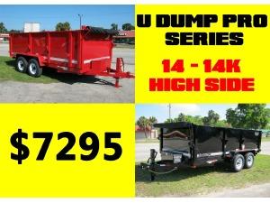 2016 A U-DUMP Pro 831414-43, Ocala FL - 113353956 - EquipmentTraderOnline.com