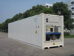 2013 A PLUS 40'  HI CUBE REEFER, Miami FL - 110391095 - EquipmentTrader