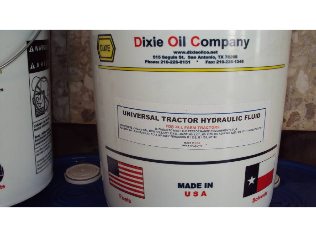 0 Equipment Other Hydraulic Fluid / Motor Oil / Antifreeze / Grease For  Sale in Magnolia, TX - Equipment Trader
