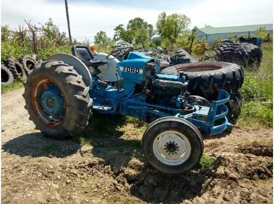 1975 Ford 3000 Tractor : Ford parts franklin oh