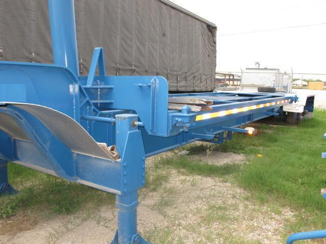 Container Chassis Landing Gear : A plus iso tank chassis opa locka fl