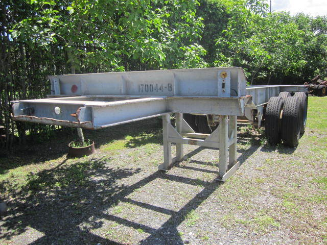 Container Chassis Landing Gear : Armor lite galvanized container chassis opa locka fl