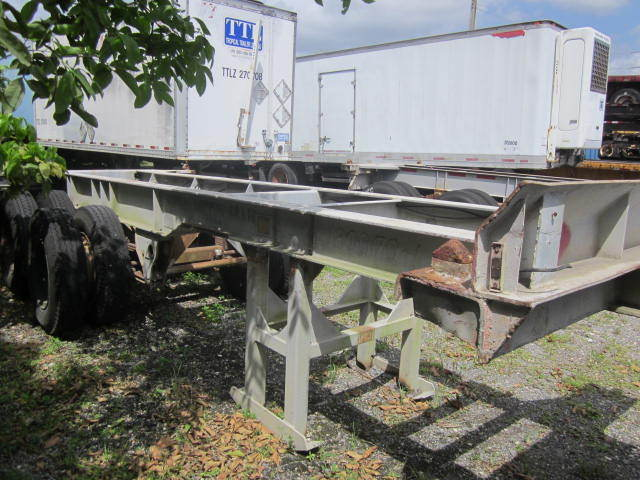 Container Chassis Lights : Armor lite galvanized container chassis opa locka fl