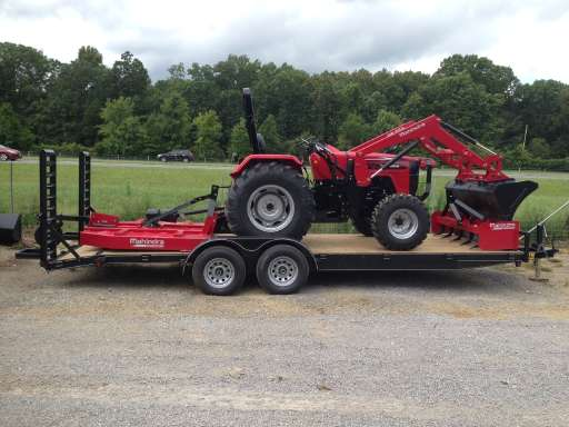 Package Deal For Sale - Mahindra Tractors,Feller Bunchers