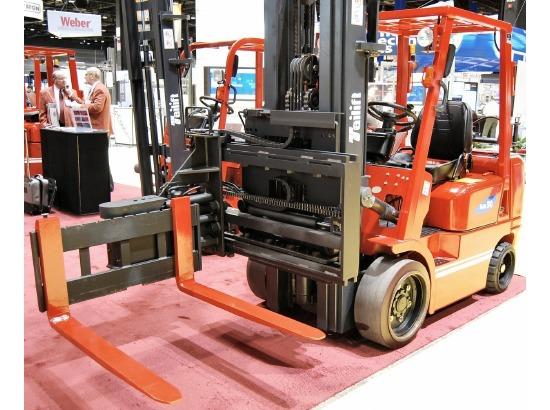 2012 TAILIFT FG30C ,Ft. Lauderdale, FL - 120435307 - EquipmentTrader