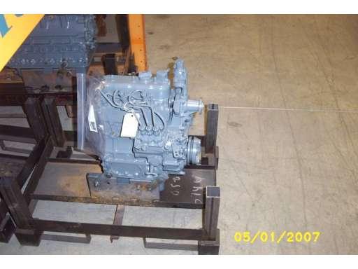 GRASSHOPPER 721D/321D ENGINES