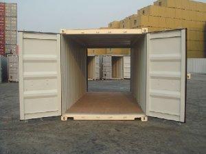0 A PLUS 20' STEEL DOUBLE DOORS, Miami FL - 111200197 - EquipmentTrader