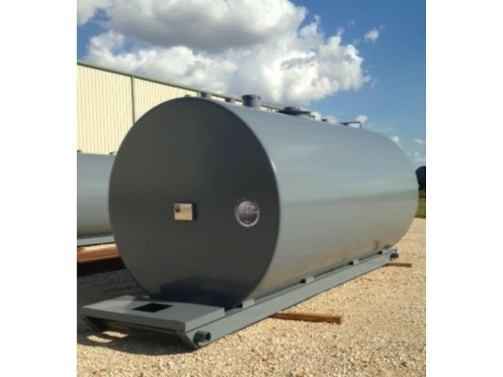 2019 Hughes Tank Company 6000 Gallon Ul 142 Double Wall For