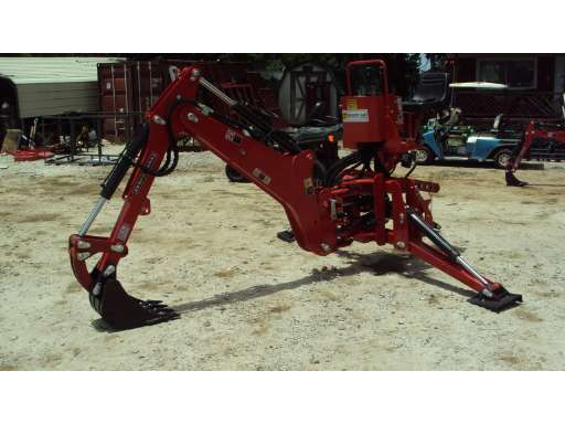 EQUIPMENT OTHER New 3pt backhoe for 40 - 65 hp tractors