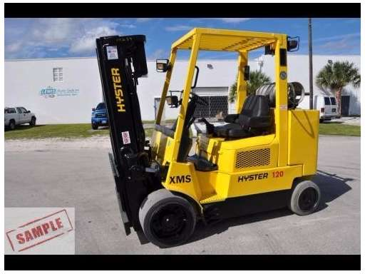 hyster forklifts equipment for sale in florida equipmenttrader com