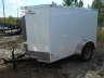 2021 PEACH CARGO 5X8 SA CARGO TRAILER WITH SWING DOOR, Equipment listing