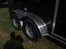 2021 PEACH CARGO 7X12TA BLACK CARGO TRAILER, Equipment listing