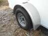 2021 PEACH CARGO 6X12SA WHITE CARGO TRAILER SIDE DOOR AND RAMP, Equipment listing