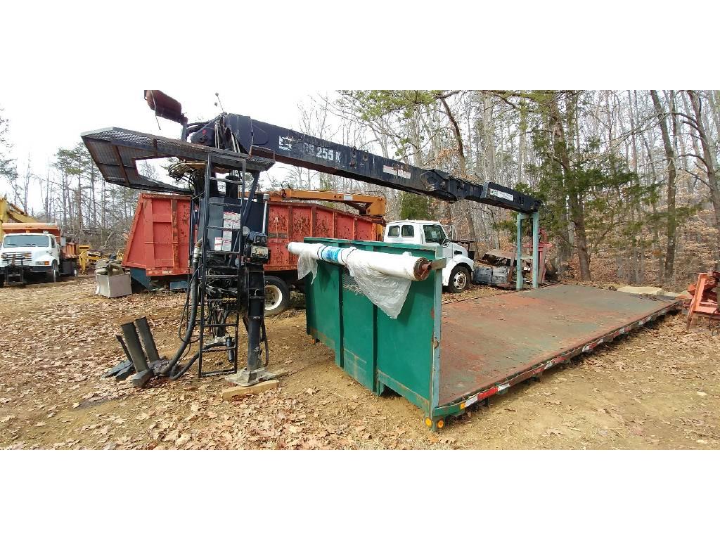0 Liftall Hiab 255K For Sale in Greensboro, NC - Equipment Trader