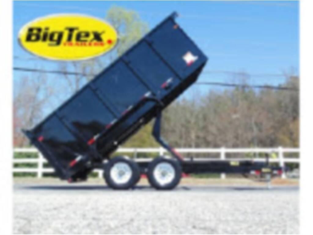 2020 Big Tex Trailers 14LX-16-P4 For Sale in Daytona, FL - Equipment Trader