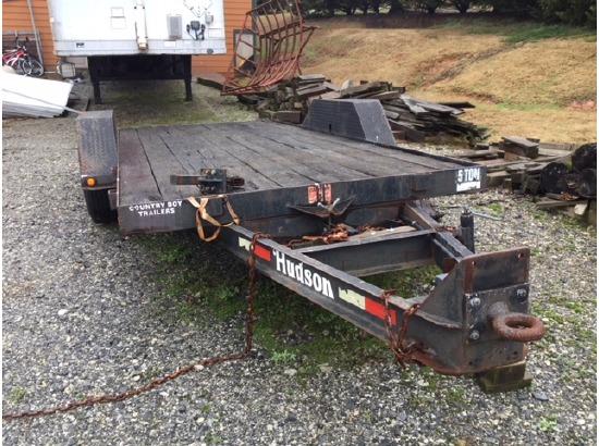 2008 Hudson 5 Ton Tilt ,Dawsonville, GA - 5001758361 - EquipmentTrader