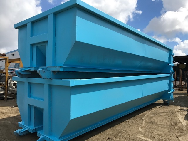 New, 2019, A-1 CARGO, IES Sales 20 CY Roll Off Container, Rolloff Containers