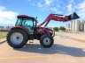 2020 MAHINDRA 9125S TRACTOR W/LOADER, Equipment listing