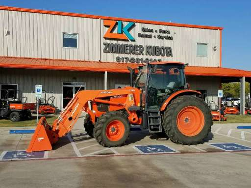 KUBOTA Tractors Equipment For Sale in Houston Texas
