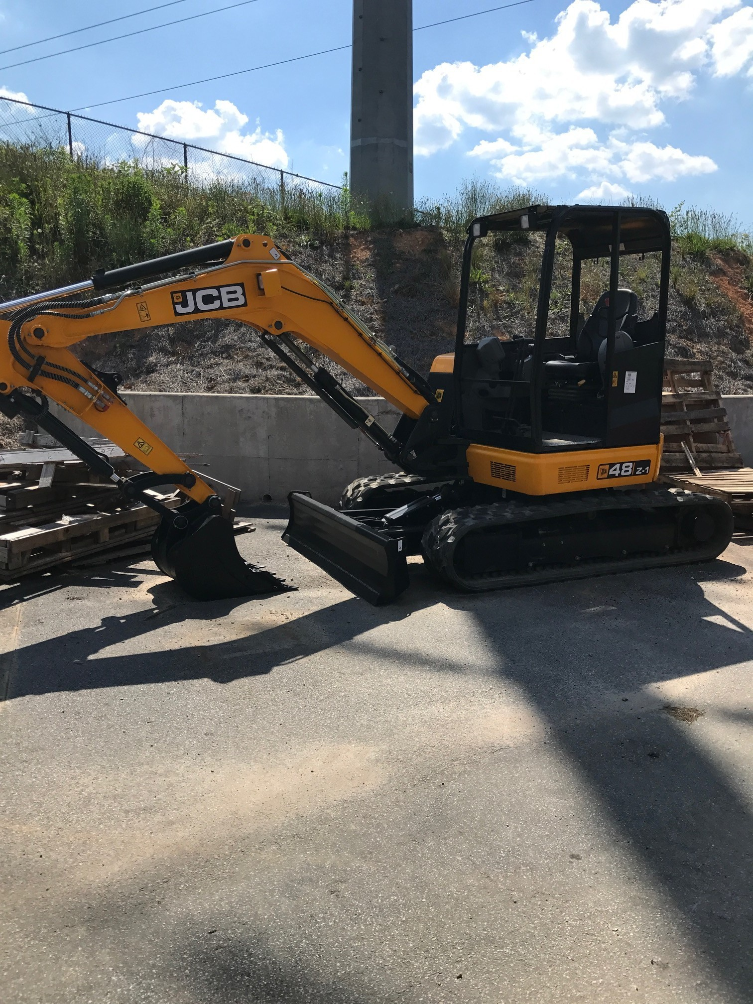 2018 Jcb 48Z-1 For Sale in Marietta, GA - Equipment Trader