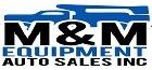 M&M Equipment Auto Sales in Battle Creek, MI Logo