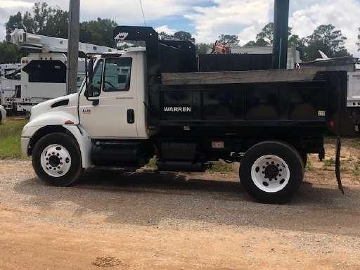 Used Dump Trucks >> 2003 International 4300 Dump Truck
