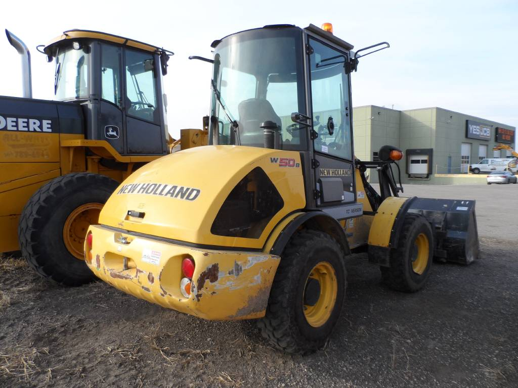2014 New Holland Construction W50B TC, Milwaukee WI - 5004979297 -  Equipmenttrader.com