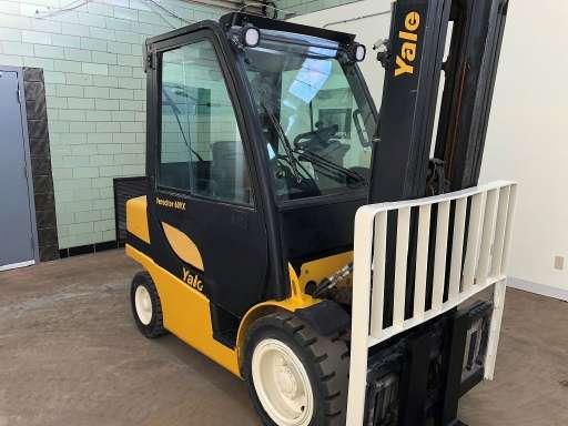 GDP060 For Sale - Yale Forklifts - Equipment Trader