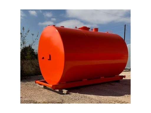 8000 Gallon Ul 142 Double Wall For Sale - Hughes Tank