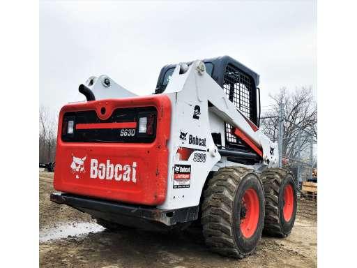2017 Bobcat S630