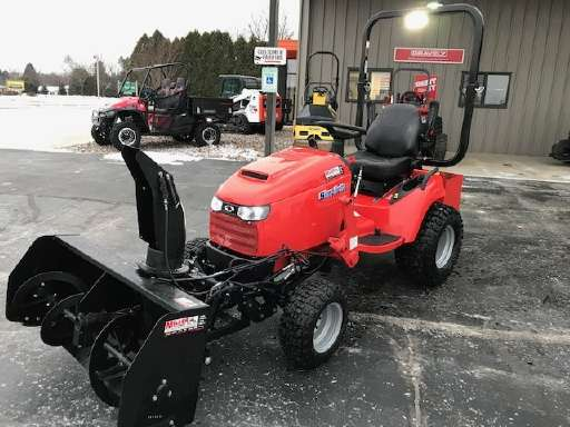 SIMPLICITY PRESTIGE 27 Tractors Equipment For Sale