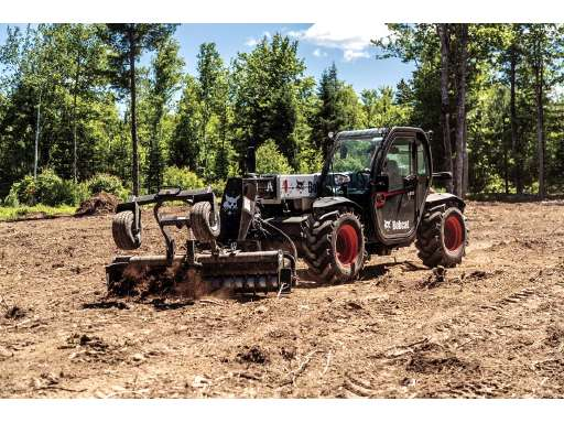 Soil Conditioner, 84 In  Hydraulic For Sale - Bobcat Skid