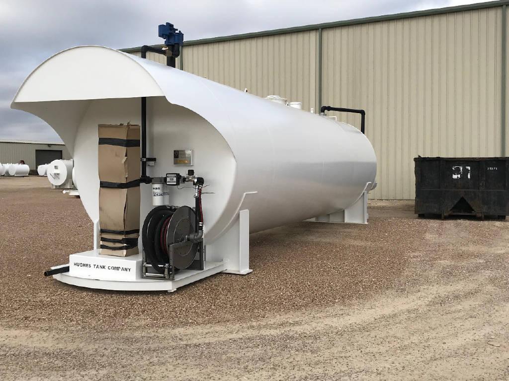2019 Hughes Tank Company 10,000 Gallon Ul 142 Double