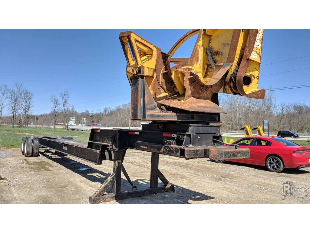 2010 Cutting Systems Inc Csi PTD-264 Ultra Delimber On Pitts KB48 Trailer  For Sale in Lucasville, OH - Equipment Trader