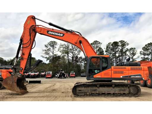 2015 Doosan Construction DX350LC-5 For Sale in Jacksonville