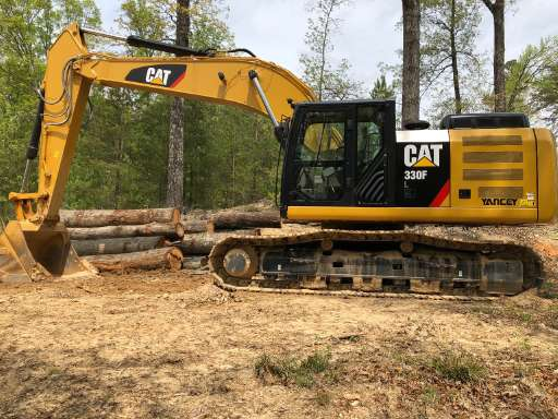 Standard CATERPILLAR 330 Excavators Construction Equipment
