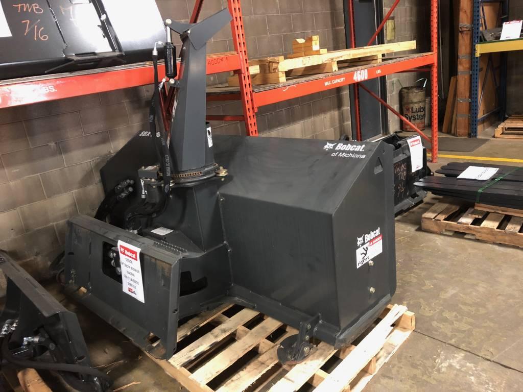 2015 Bobcat SBX240 Snowblower - 84 In  Width For Sale in Elkhart, IN -  Equipment Trader