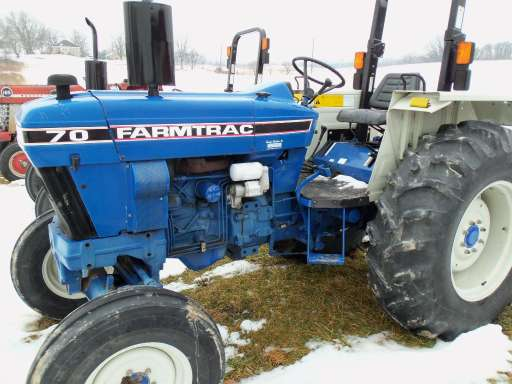 2003 Farmtrac 70