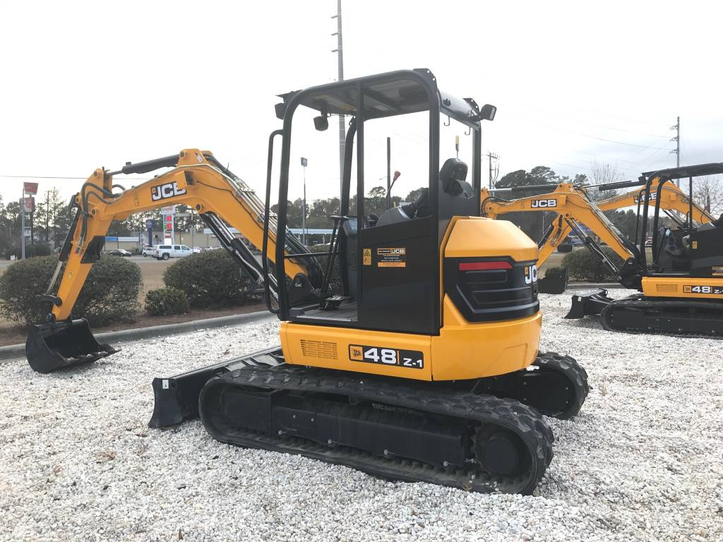 2017 Jcb 48Z-1 For Sale in Pooler, GA - Equipment Trader