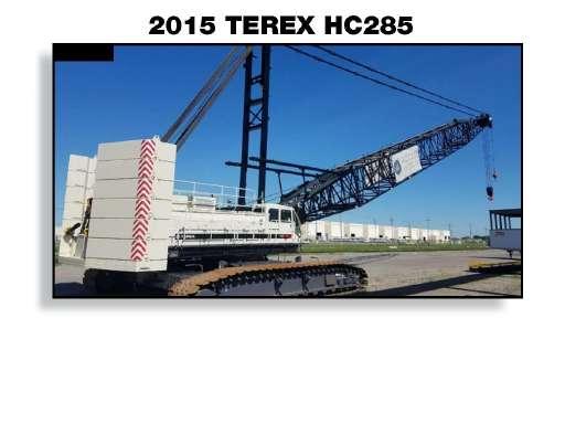 2015 Terex HC-285